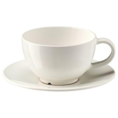 vardagen чашка чайна із блюдцем