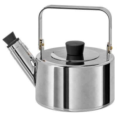 metallisk чайник