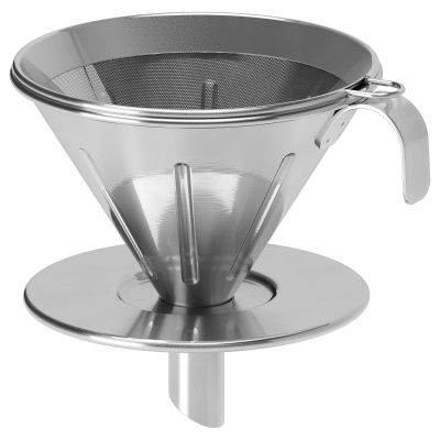 overst металевий кавовий фільтр 3 шт.