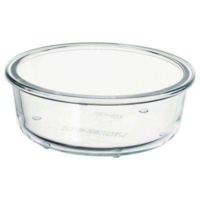 ikea 365+ харчовий контейнер круглої форми
