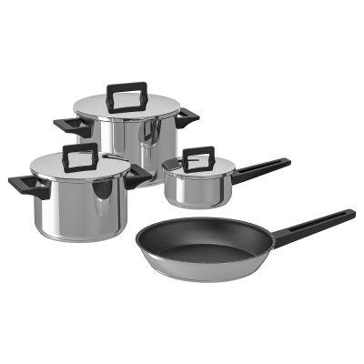 snitsig набір посуду 4 предмета