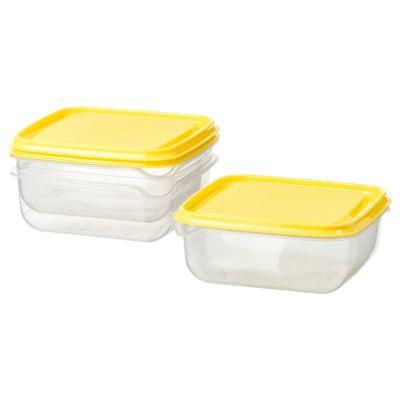 pruta харчовий контейнер