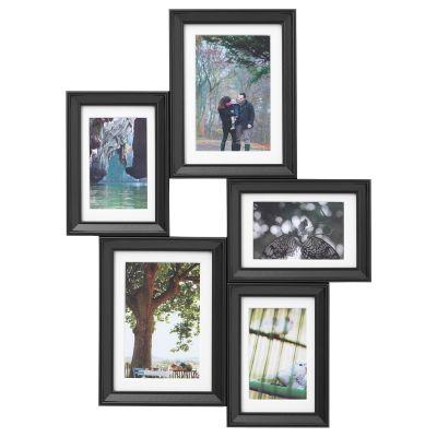 knoppang рамка для колажу 5 фотографій