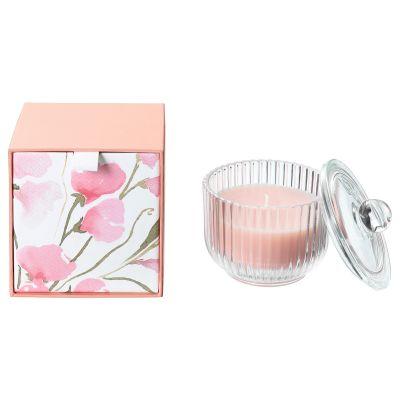 blomdoft свічка ароматична у склянці