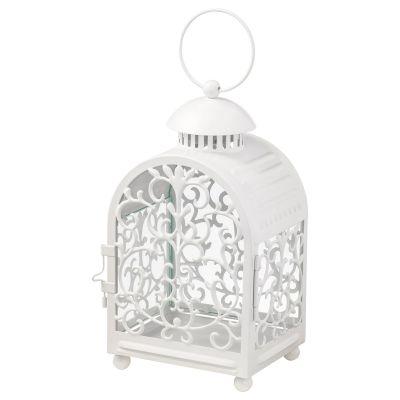gottgora ліхтар для свічки в метал підставці