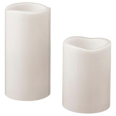 godafton led формова свічка нбр із 2 шт