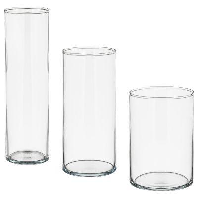 cylinder ваза 3 шт.