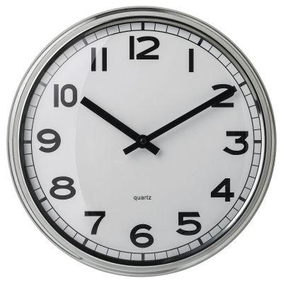 pugg годинник настінний