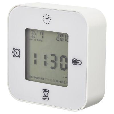 klockis годинник/термометр/будильник/таймер