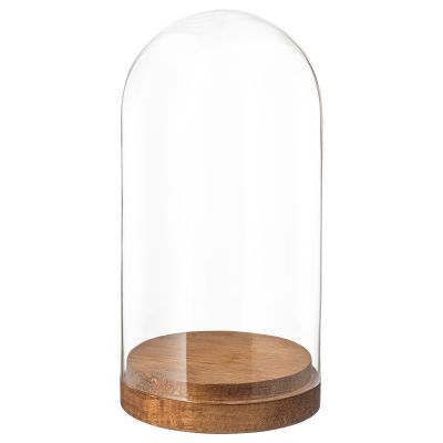 harliga скляний купол із підставкою
