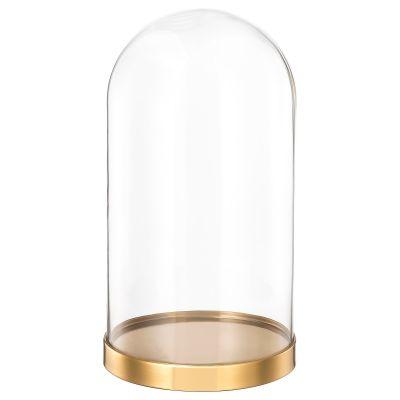 begavning скляний купол із підставкою