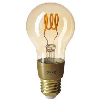 tradfri led лампа e27 250 лм з дистанційним регулюванням яскравості