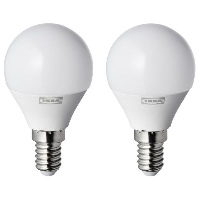 ryet led лампа e14 250 лм 2 шт.