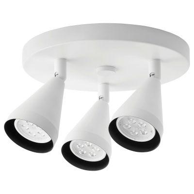 navlinge стельовий точковий світильн 3 лампи