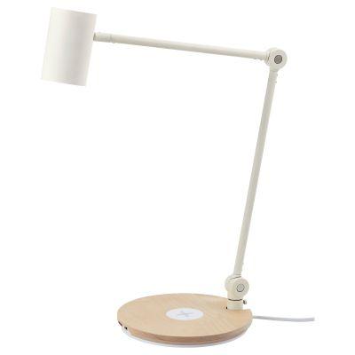riggad led робоча лампа з функц бездрот зарядж