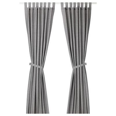 lenda штори із завязками