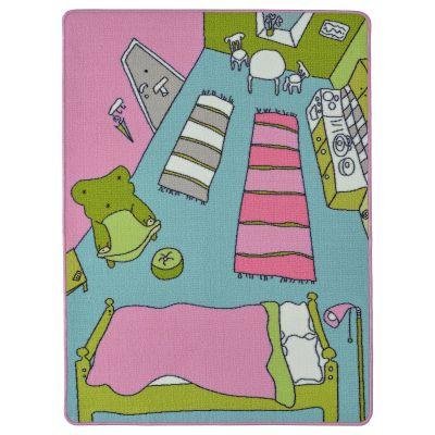 rummet dywan z krotkim wlosiem