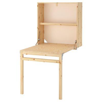 ivar шафа з складним столом
