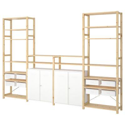 ivar 4 секції/полиці/шафа