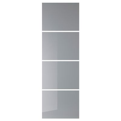 bjornoya 4 панелі для рами розсувних дверей