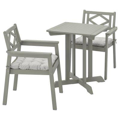 bondholmen стіл і 2 крісла з підлокітниками