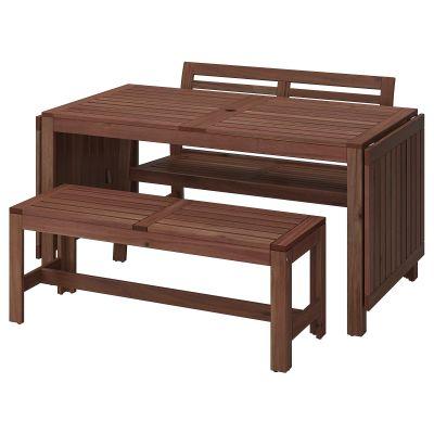 applaro стіл і 2 лави