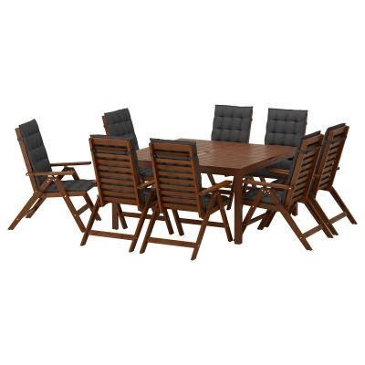 applaro стіл і 8 крісел