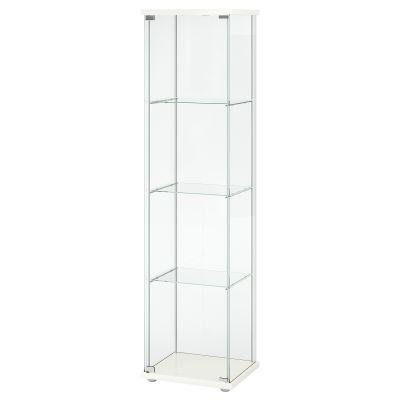 detolf шафа зі скляними дверцятами