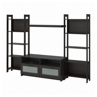 laiva / brimnes комбінація шаф для телевізора