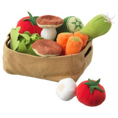 duktig набір овочів 14 предметів