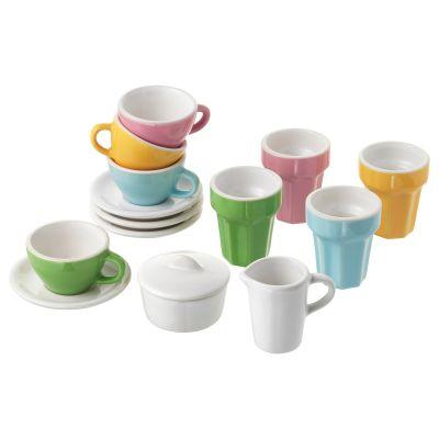 duktig набір для кави/чаю 10 предметів
