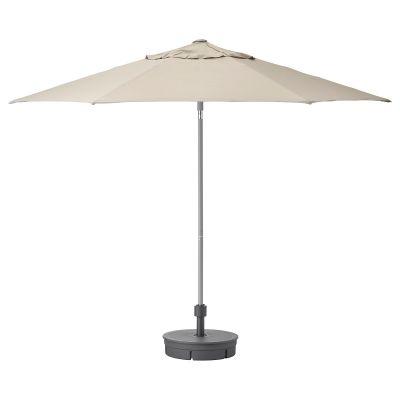 kuggo / lindoja парасолька з основою/підставкою