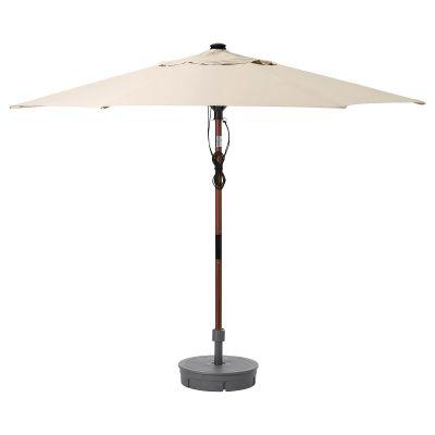 betso / lindoja парасолька з основою/підставкою