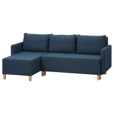 bennebol 3місний диванліжко з кушеткою