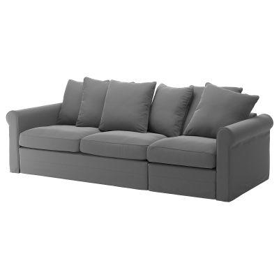 gronlid 3місний диванліжко