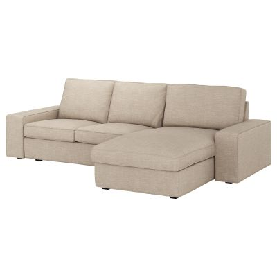 kivik 3місний диван з кушеткою