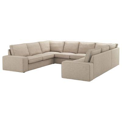 kivik диван uподібної форми 6місний