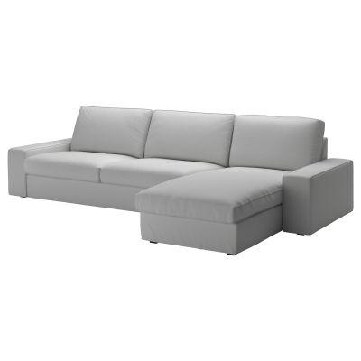 kivik 4місний диван з кушеткою