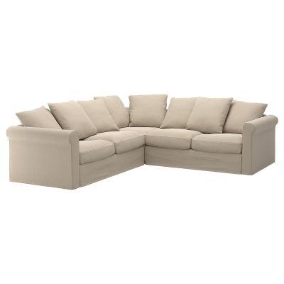 gronlid кутовий диван 4місний