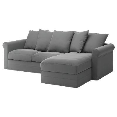 gronlid 3місний диван з кушеткою