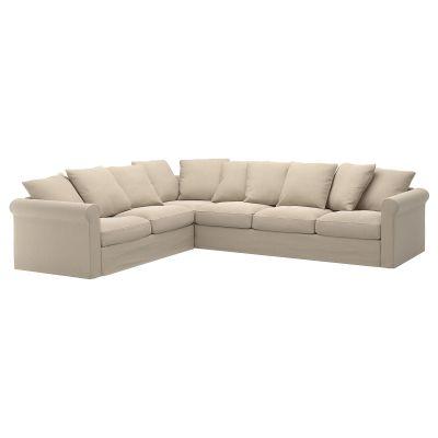 gronlid кутовий диван 5місний