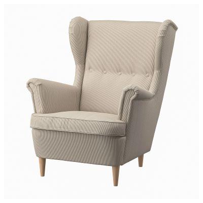 strandmon крісло з підголівником