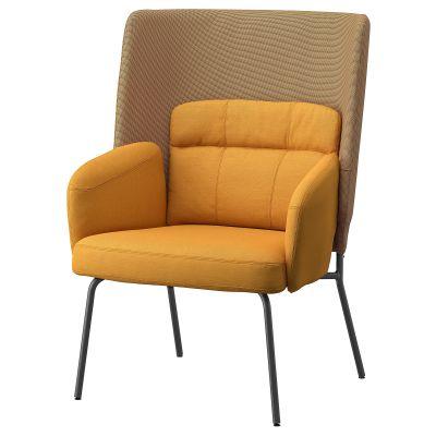 bingsta крісло із високою спинкою
